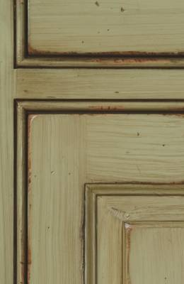 Cabinetry: Specialty Finishes