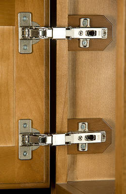 Cabinetry: Hinges