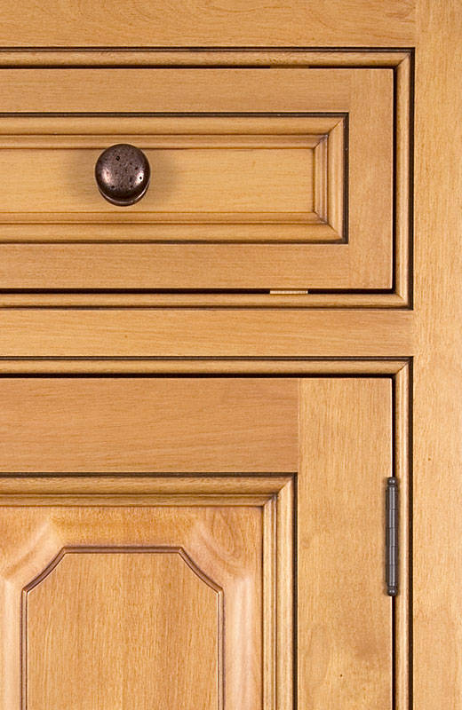 Inset Door With Butt Hinge U0026 Beaded Face Frame