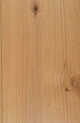 Knotty Alder Clear Natural