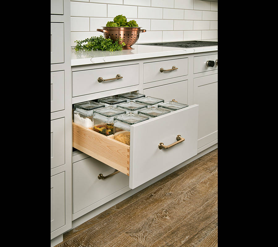 Canister Drawer
