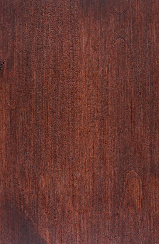 Knotty Alder<br>Red Cherry