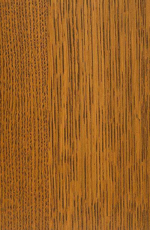 1/4-Sawn<br>White Oak<br>Fruitwood