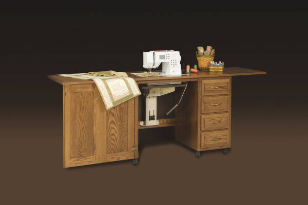 Cabinetry: Sewing Cabinets