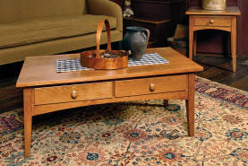 Shaker Occasional Tables Close - Large