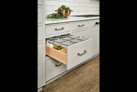 Modern Farmhouse Canister Drawer