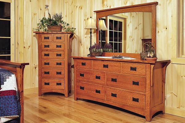 Mission 7 Drawer Dresser U0026amp; Lingerie Chest