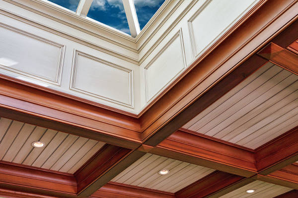 Skylight Panels & Beams