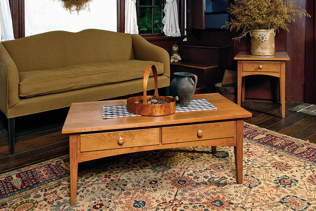 Shaker Occasional Tables - Large