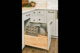 Modern Farmhouse Tray Dividers Pull-out