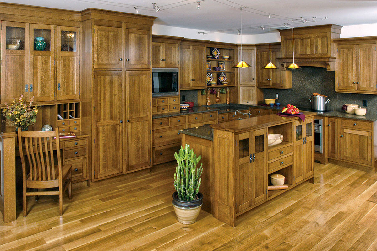 cabinetry | Kitchen Cabinetry | Mission Kitchen