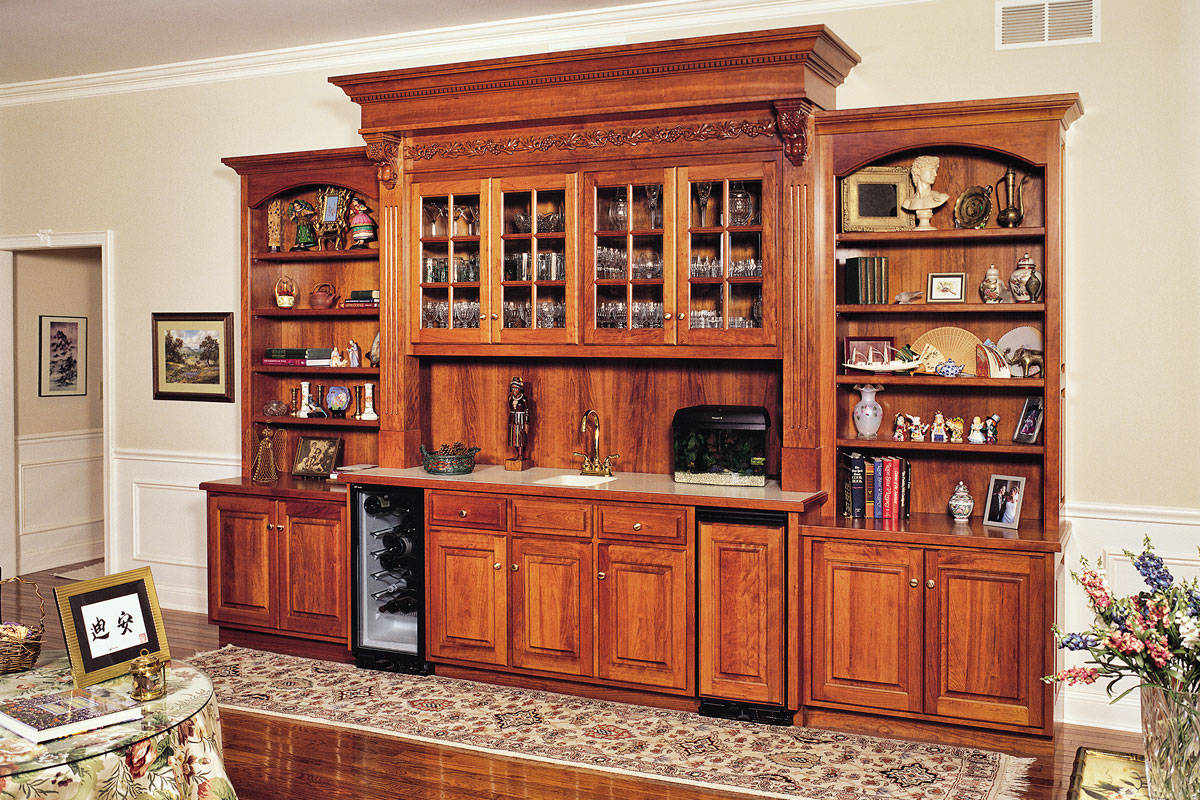cabinetry | Other Cabinetry | Wall Bar