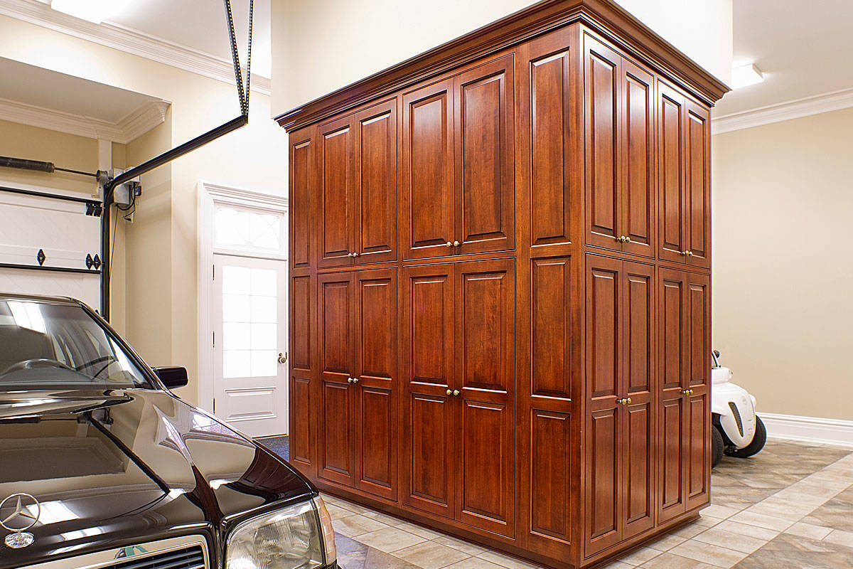 Garage Storage Cabinetry - Large