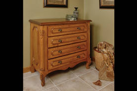 4-Drawer Chest - Large
