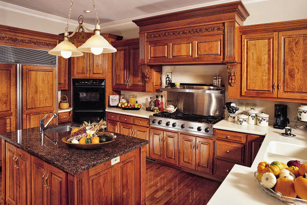 Cherry Traditional Kitchen